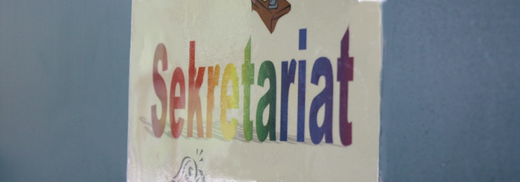 Banner Sekretariat