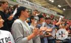 Die Fans der Eyachtalschule