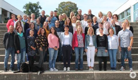 Lehrerkollegium 2019 2020